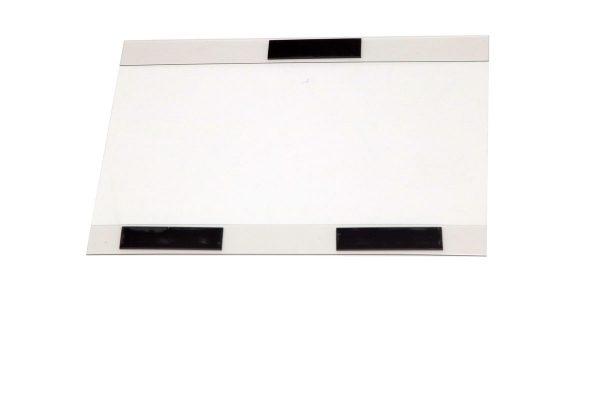 Magnetisk plastficka för A4 papper