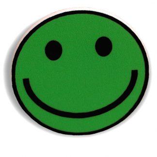 Smileymagnet - Grön