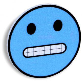 Smileymagnet - Blå