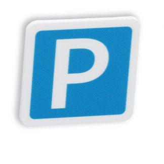 Parkeringsskylt magnet