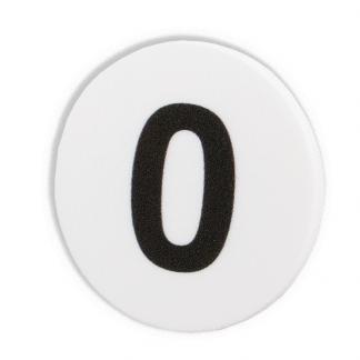 Magnetisk siffra - 0