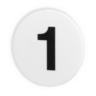 Magnetisk siffra - 1