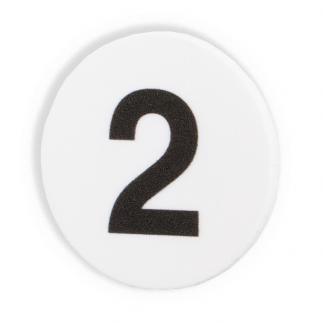 Magnetisk siffra -2