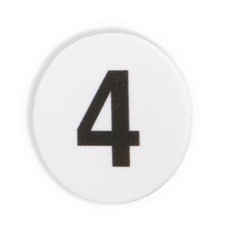Magnetisk siffra 4