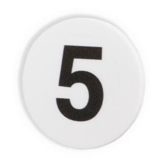 Magnetisk siffra 5