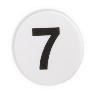 Magnetisk siffra 7