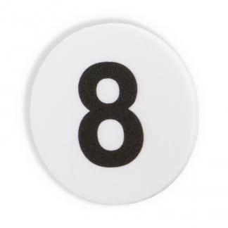 Magnetisk siffra 8