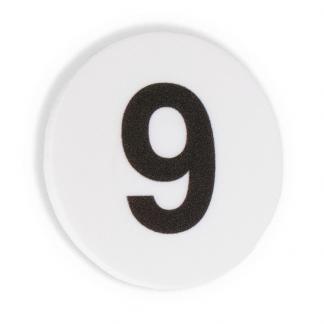 Magnetisk siffra 9