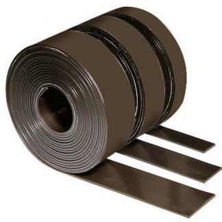 Magnetband med självhäftande tejp