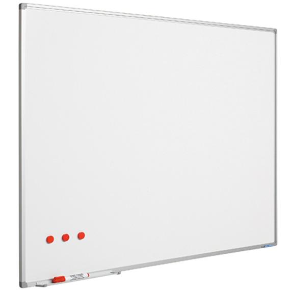 Whiteboardtavla med emaljerad yta, 300x150 cm