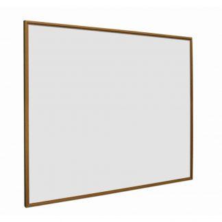 whiteboardtavla med träram