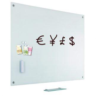vit glastavla whiteboard
