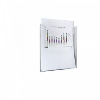 Magnetisk dokumenthållare för A4
